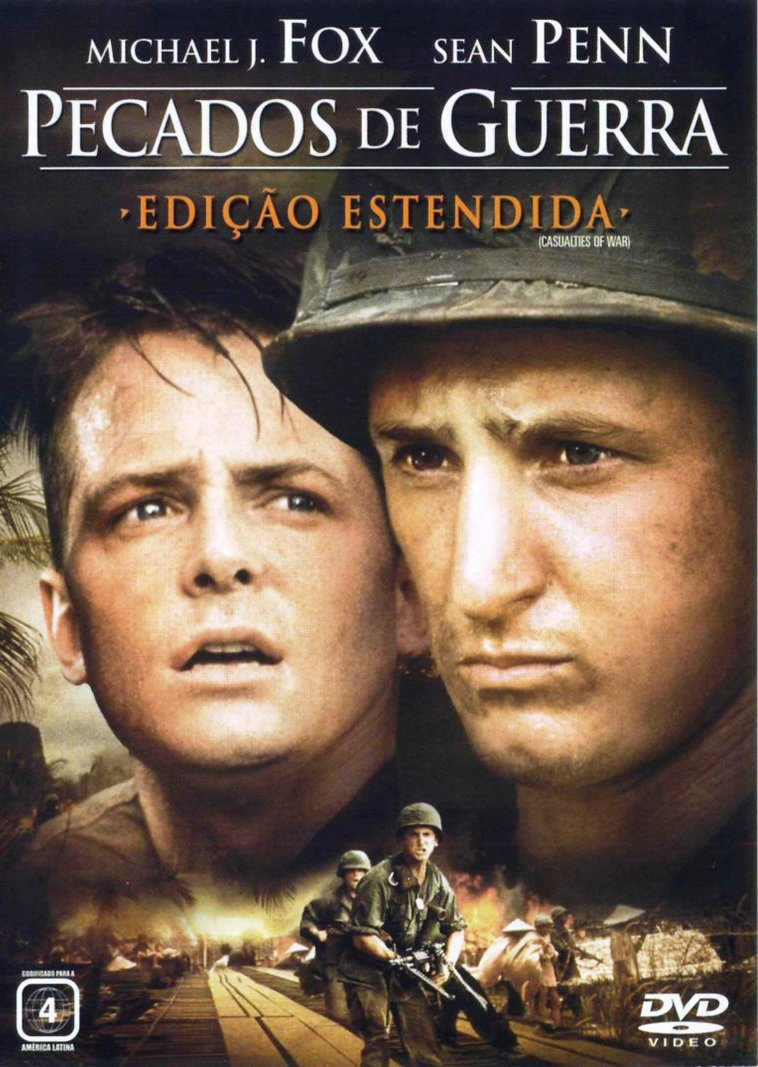 Imagem Pecados de Guerra - HD 720p