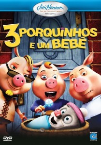 3 porquinhos e um bebê