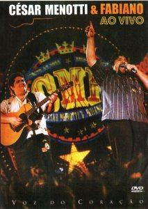 Cézar menotti e Fabiano - Voz do coração